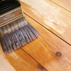 Защита древесины и полиуретановые лаки