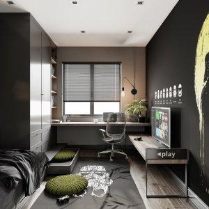 Комната для подростка: как организовать спальное место