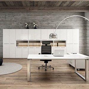 Меблировка рабочего кабинета. Несколько вариантов