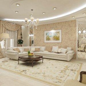 Особенности дизайна интерьера в классическом стиле