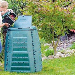Садовый компостер из пластика: плюсы и минусы