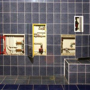 Сантехнические люки: разновидности, сферы применения и основные характеристики