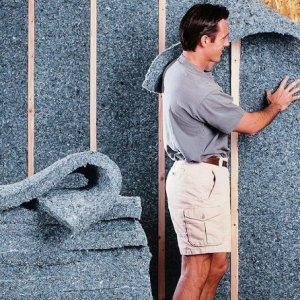 Современные шумоизоляционные строительные материалы