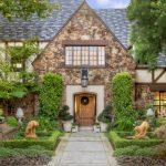 Как добавить элементы тюдоровского стиля в ваш дом: 10 способов