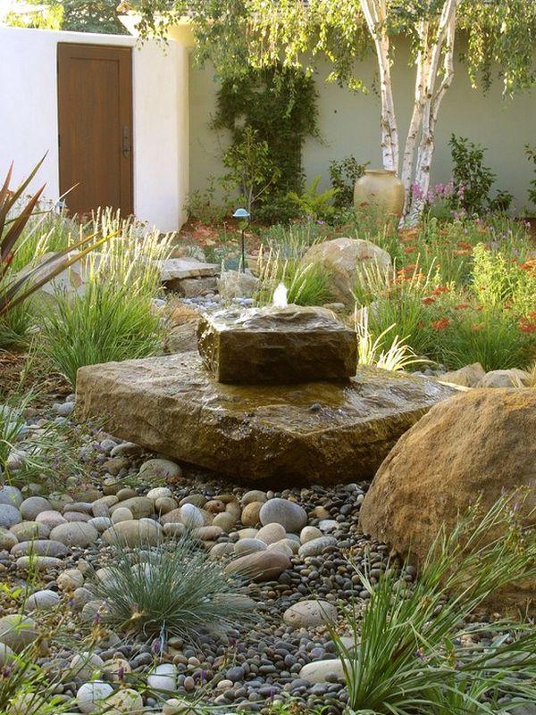 водоемы и фонтаны в саду (3)