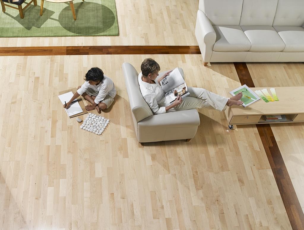 деревянные полы (6)
