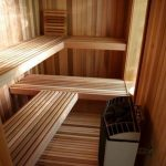 Сауна в ванной и паровые душевые кабины: проекты