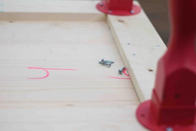как из дерева сделать стол