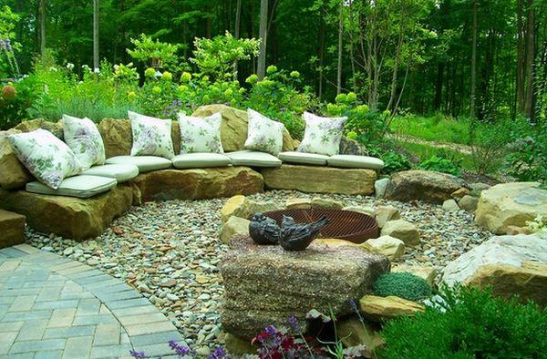каменная скамья (3)