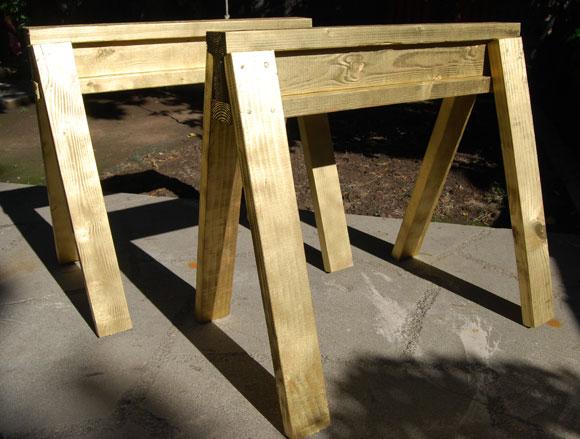 Сделать строительные материалы своими руками