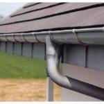 Водостоки для крыши — советы по выбору водостока