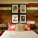 Как декорировать дом с помощью переработанной древесины
