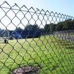 Как сделать забор из сетки рабица своими руками?