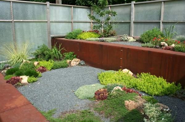 декоративный сад (2)