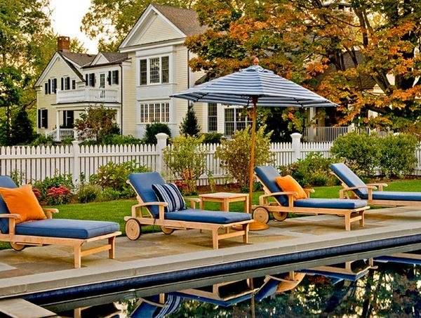 Такие кресла для отдыха создают прекрасный дизайн и легко передвигаются