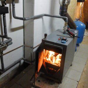 водяное отопление дома
