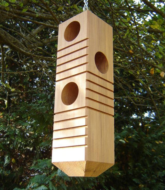 Инструкция как сделать кормушку для птиц