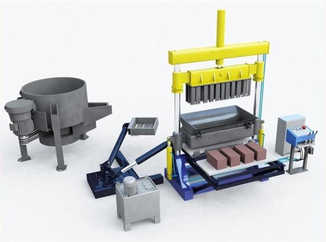 производство блоков из керамзита