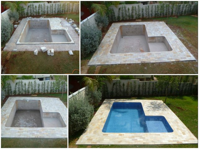 бассейн для своими руками