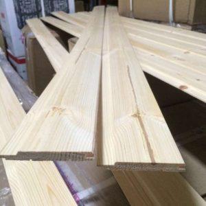Характеристики, сорта и цены деревянной вагонки (евровагонки)