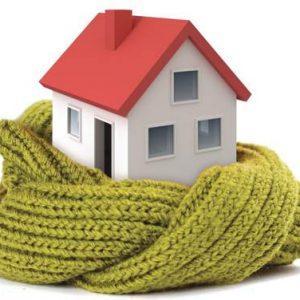 Как утеплить загородный дом своими руками