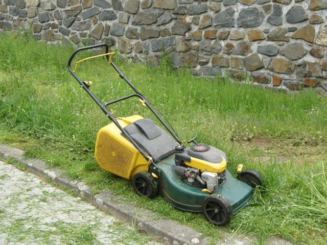Какую выбрать газонокосилку на дачу