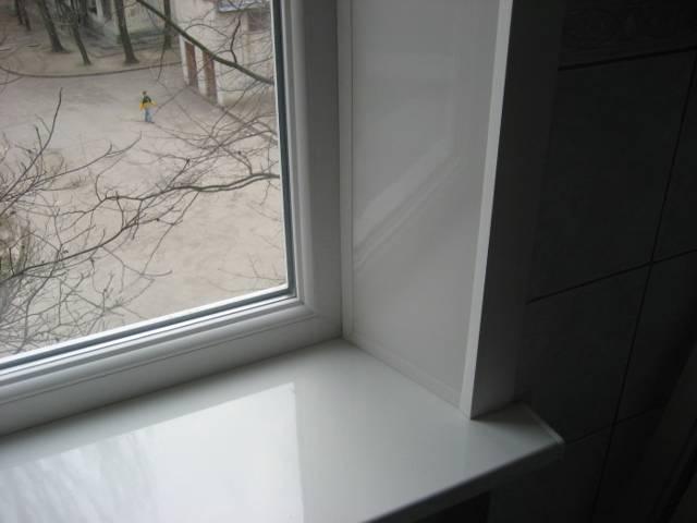 Как сделать откосы на пластиковые окна
