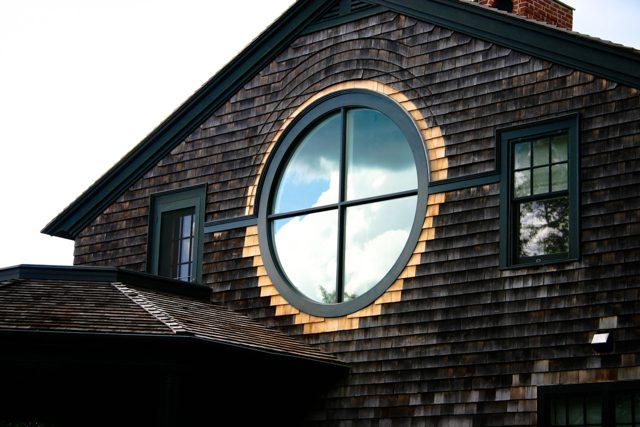 Круглые окна для частного дома