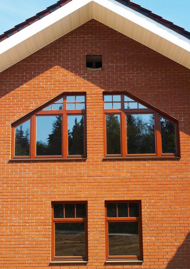 Нестандартные окна для дома