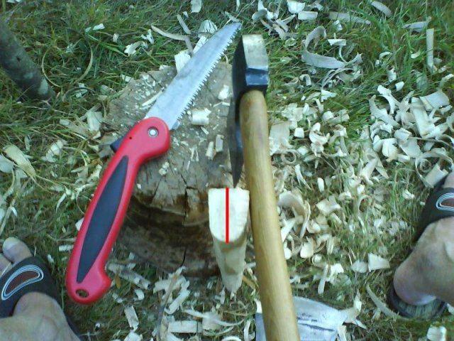 Минимальный набор инструментов для дачи