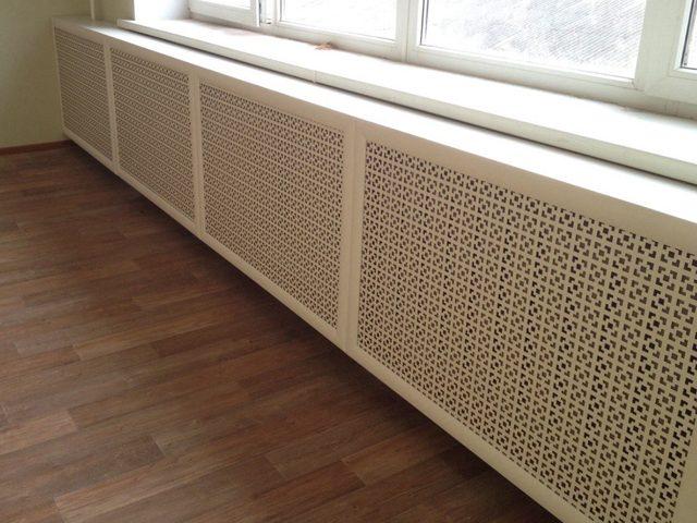 ekran radiatora