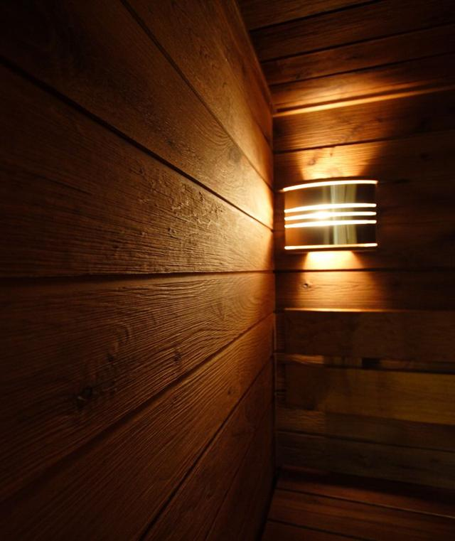 Подсветка для бани своими руками 66