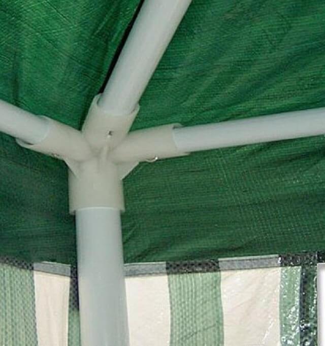 пластиковый шатер