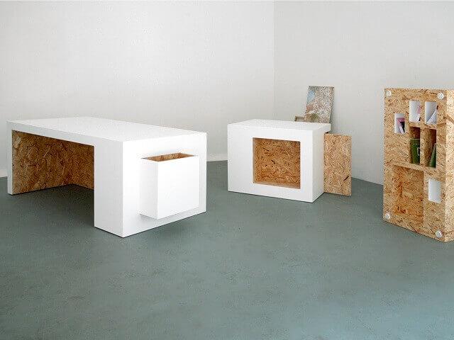 Мебель из осп